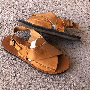 Levi's vintage leather beachcomber sandal, 7D